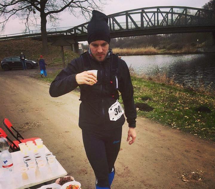 61km laufen – Hinten kackt die Ente